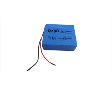 25.2V Lithium ion Battery